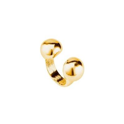 UNOde50 UNOde50 Ring   ZEN   VERGULD   ANI0572ORO000