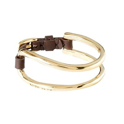 UNOde50 UNOde50 Armband | IT'S ELECTRIFYING | GOLD | CHINA | PUL1901OROMAR0M