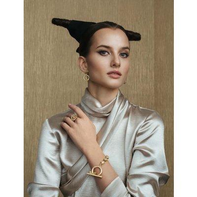 UNOde50 UNOde50 Armband | WATT'S UP | BLACK | ZILVER | CHINA | PUL1899MTLNGR0M