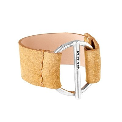 UNOde50 UNOde50 Armband   WATT'S UP   SUEDE   CHINA   PUL1899MTLNAT0M