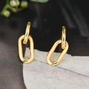 ANIA HAIE ANIA HAIE Earrings | CABLE LINK | VERGULD