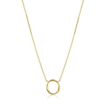 ANIA HAIE ANIA HAIE Necklace | SWIRL | GOLD | N015-02G