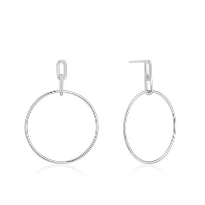 ANIA HAIE ANIA HAIE Earrings | CABLE LINK | ZILVER | E021-07H