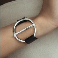 UNOde50 UNOde50 Armband | WATT'S UP | BLACK | CHINA SS20