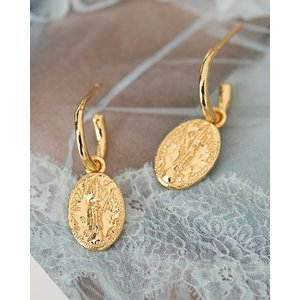 ANIA HAIE ANIA HAIE Earrings | NIKA | MINI HOOPS | GOLD