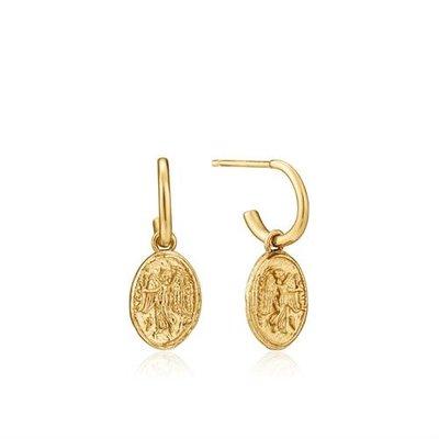 ANIA HAIE ANIA HAIE Earrings | NIKA | MINI HOOPS | GOLD | E020-03G