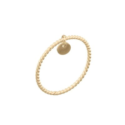 MIAB Jewels MIAB Ring | Goud | Charm