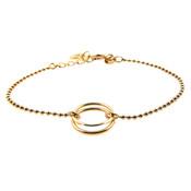 LILLY LILLY Armband | Friendship Balls Gold | 18 Karaats