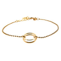 LILLY LILLY Armband | Friendship Balls Gold | 18 Karaats