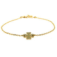 LILLY LILLY Armband | Goldies | Cloverleaf | 14 Karaats