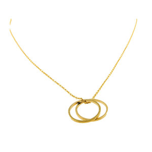 LILLY LILLY Ketting | Friendship M Gold | 18 Karaats