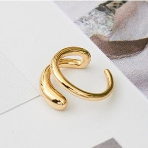 ANIA HAIE ANIA HAIE Ring | LUXE TWIST | GOLD