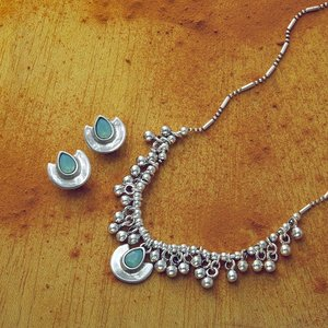 UNOde50 UNOde50  Ketting | MRS RANIS SOUL | ZILVER | INDIA SS20