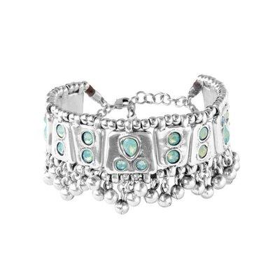 UNOde50 UNOde50 Armband | MRS RANI | ZILVER | INDIA | PUL1922MTLAZU0M