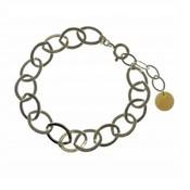 BLINCKSTAR BLINCKSTAR Armband | Sterling Zilver | XL Schakel | BLINCKSTAR Armband | Sterling Zilver | XL Schakel | 2001A76