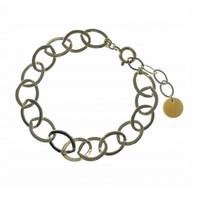 BLINCKSTAR BLINCKSTAR Armband | Sterling Zilver | XL Schakel | SS20