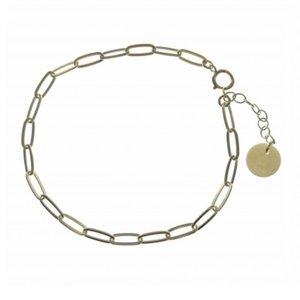 BLINCKSTAR BLINCKSTAR Armband | Sterling Zilver | Closed Forever Links Small | SS20