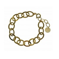 BLINCKSTAR BLINCKSTAR Armband | Goldfilled | XL Schakel | SS20