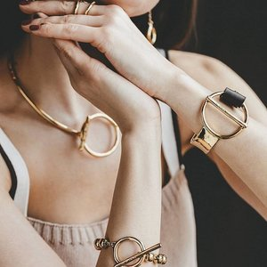 UNOde50 UNOde50  Ketting | SWITCH ON | GOLD | CHINA SS20