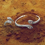 UNOde50 UNOde50 Armband | MRS ARUNA | ZILVER | INDIA | PUL1913RSAMTL0M