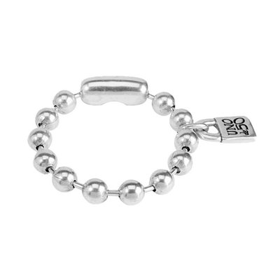 UNOde50 UNOde50 Armband | SNOWFLAKE | Zilver | PUL1215MTL000