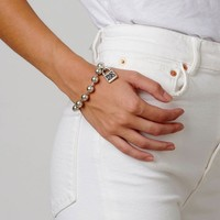 UNOde50 UNOde50 Armband | SNOWFLAKE | Zilver