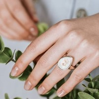 UNOde50 UNOde50 Ring | MRS BEGUMS SOUL | Zilver | INDIA | SS20