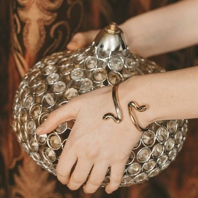 UNOde50 UNOde50 Armband | MRS BHIKAIJI | GOLD | INDIA | PUL1912ORO0000M