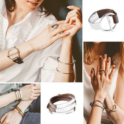 UNOde50 UNOde50 Armband | BLACKOUT CAMEL | GOLD | CHINA | PUL1897OROCAM0M