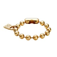 UNOde50 UNOde50 Armband | SNOWFLAKE | GOLD