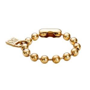 UNOde50 UNOde50 Armband | SNOWFLAKE | GOLD