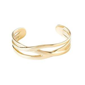 UNOde50 UNOde50 Armband | NIHIWATU BEACH | GOLD | INDONESIA SS20