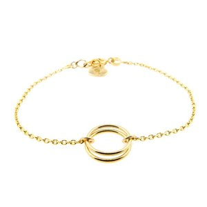 LILLY LILLY Armband | Friendship Gold | 18 Karaats