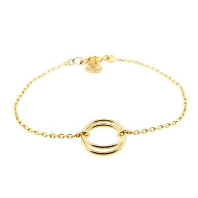 LILLY LILLY Armband | Friendship Gold | 18 Karaats