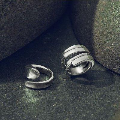 UNOde50 UNOde50 Ring | MARATUA ISLAND | ZILVER | INDONESIA | ANI0639MTLORO