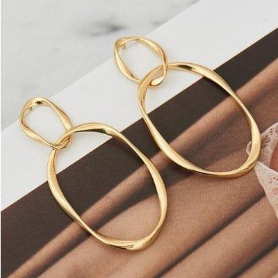 ANIA HAIE ANIA HAIE Earrings | SWIRL NEXUS | GOLD | E015-02G