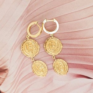 ANIA HAIE ANIA HAIE Earrings | AXUM | GOLD