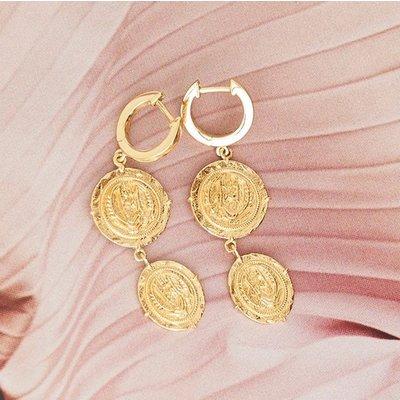 ANIA HAIE ANIA HAIE Earrings | AXUM | GOLD |  E020-02G