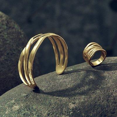 UNOde50 UNOde50 Ring | NIHIWATU BEACH | GOLD | INDONESIA | ANI0638OROMTL