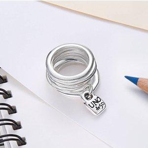 UNOde50 UNO de 50 Ring | PRISONER | 6 Ringen