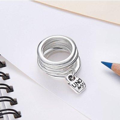 UNOde50 UNOde50 Ring - PRISONER | ANI0057MET
