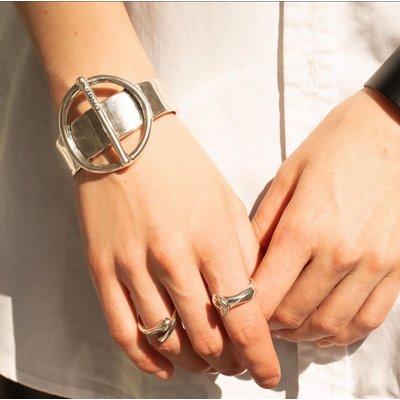 UNOde50 UNOde50 Armband | VOLT WAGEN | ZILVER | CHINA | PUL1906MTL0000M