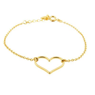 LILLY LILLY Armband | Sweet Heart Gold | 18 Karaats