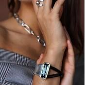 UNOde50 UNOde50 Armband | AURORA BOREALIS | PUL0689VRDMTL0M