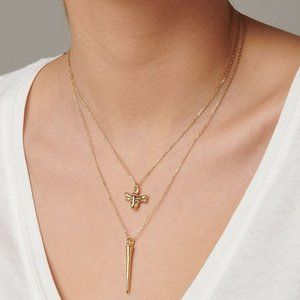 UNOde50 UNOde50  Ketting | HEY HONEY 2 | GOUD | MY SQUAD FW19