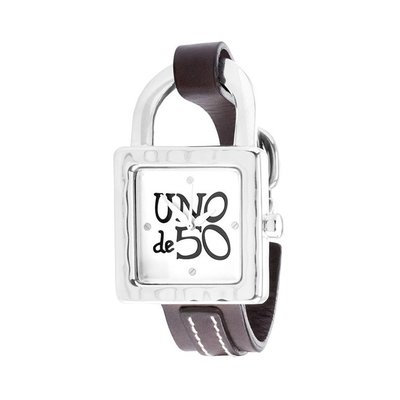 UNOde50 UNOde50 Horloge | IT'S TIME | WIT | REL0102BLNMAR0U