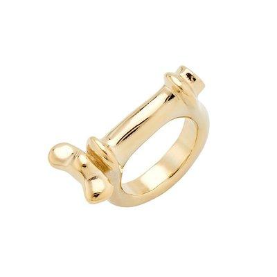 UNOde50 UNOde50 Ring   REWARD   VERGULD   METAMORPHOSIS   ANI0660ORO000