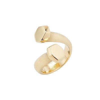 UNOde50 UNOde50 Ring | DETERMINATION | GOLD | METAMORPHOSIS | ANI0655ORO000