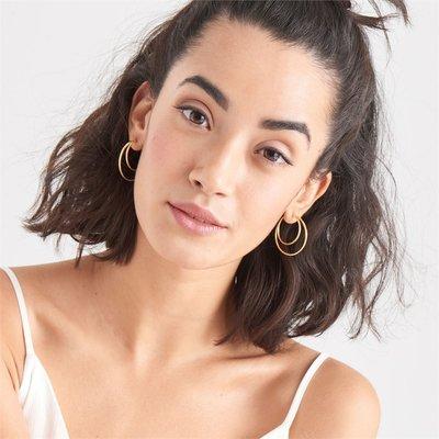 ANIA HAIE ANIA HAIE Earrings | CRESCENT | GOLD | E023-10G
