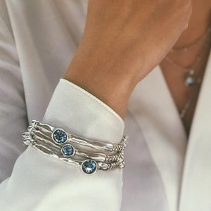 UNOde50 UNOde50 Armband | DELIRIUM | KRISTAL